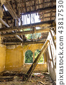 the abandoned interior 43817530