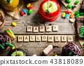 halloween, party, chocolate 43818089