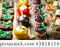 halloween, party, chocolate 43818154