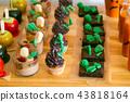 halloween, party, brownies 43818164