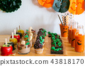 halloween, party, candy 43818170