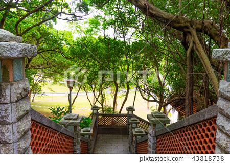 台北圓山飯店綠蔭通道 台北圓山ホテル山林歩道 Tree Trail 43818738