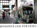 열차, 전차, 전철 43819361