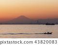 ภูเขาฟูจิ,ภูเขาไฟฟูจิ,มหาสมุทร 43820083