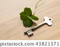 ความปลอดภัย,กุญแจ,โคลเวอร์ 43821371