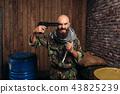 士兵 军人 恐怖主义 43825239