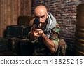 士兵 军人 恐怖主义 43825245