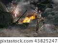 士兵 军人 恐怖主义 43825247
