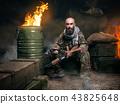 士兵 军人 恐怖主义 43825648