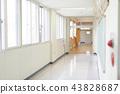 학교 이미지 (복도) 43828687