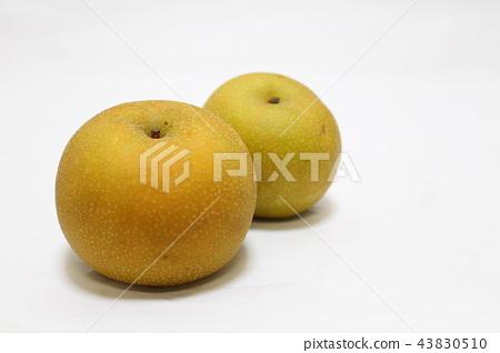 Taste of autumn fruit pear 43830510