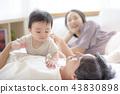 3인가족 43830898