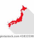 ประเทศญี่ปุ่น,ญี่ปุ่น,แผนที่ 43833598