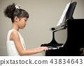 ภาพคอนเสิร์ตการนำเสนอเปียโน 43834643