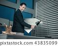 business, businessman, office 43835099