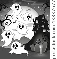 ghost ghosts haunted 43837677