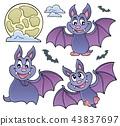 Bats theme collection 1 43837697
