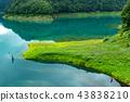 Shosen湖藍湖 43838210