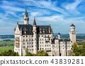 Neuschwanstein Castle Germany  Landmark in Bavaria 43839281