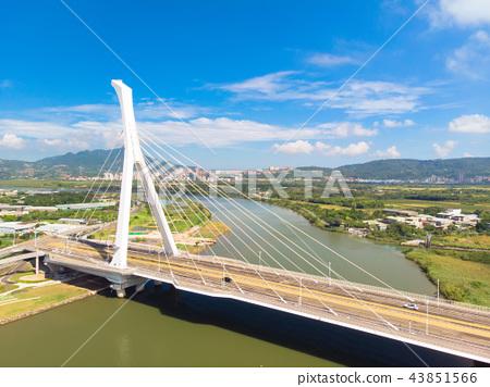 Shezi Bridge, landmark, Taipei, attraction 43851566