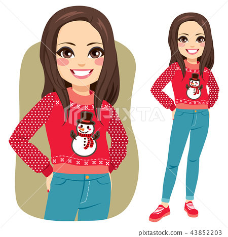 Ugly Christmas Sweater 43852203