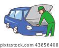 汽車保養 汽車 交通工具 43856408