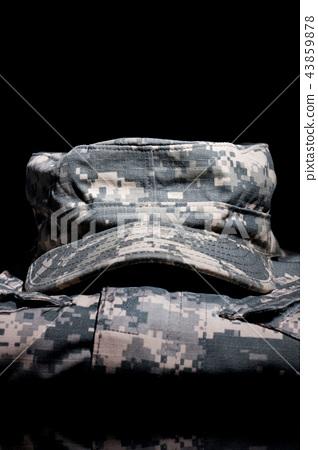 Military uniform 43859878