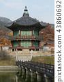 향원정(보물1761호),경복궁(사적117호),북악산,종로구,서울 43860692