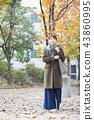 เสื้อโค้ทผู้หญิง 43860995