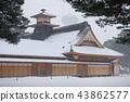 홋카이도 하코다테 고료 카쿠 공원 하코다테 봉행 소 의사 비행 물체 43862577