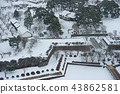홋카이도 하코다테 고료 카쿠 타워 고료 카쿠 공원 전망 43862581