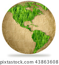 green globe 43863608