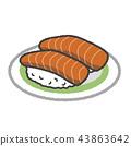 อาหาร,อาหารญี่ปุ่น,ซูชิ 43863642