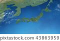 일본 지구 일본 열도 2 43863959