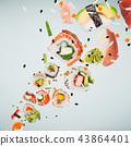 背景 食物 食品 43864401