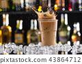 coffee, ice, cold 43864712