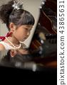 ภาพคอนเสิร์ตการนำเสนอเปียโน 43865631