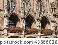 New Town Hall - Neue Rathaus - Munich Germany 43866038