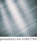 Metal texture background or steel background 43867769