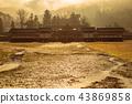 이츠쿠시마 신사, 아침 안개, 세계유산 43869858