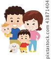 ครอบครัว,คน,ผู้คน 43871404