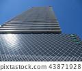 건물, 빌딩, 고층 빌딩 43871928