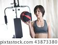 체육관, 여성, 여자 43873380