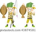 เด็กตกปลา 43874581