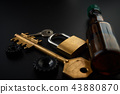 Conceptual image of prevent drink driving car lock 43880870