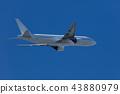 비행기 이륙 43880979