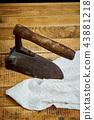 rusty, iron, classic 43881218