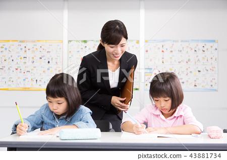 學習學校形象(小學生) 43881734