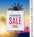 summer sale background 43882049
