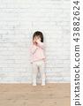 孩子/女孩 43882624